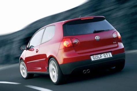 Neuer Volkswagen Golf GTI
