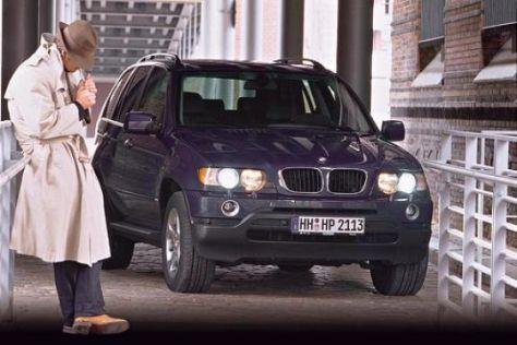 BMW X5 (ab 2000)