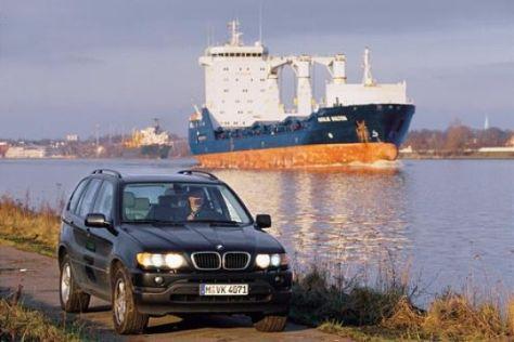 Dauertest BMW X5 3.0d