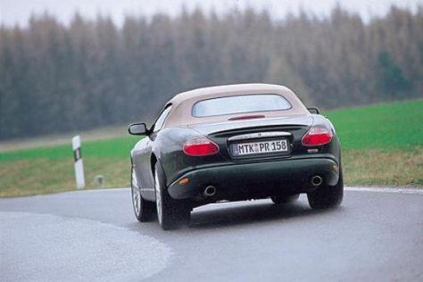 Jaguar XK8 Cabriolet