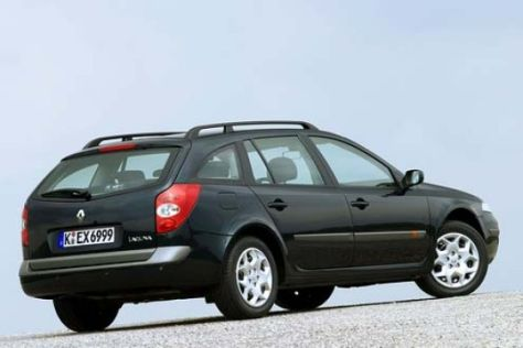 Renault Laguna Emotion