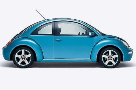 VW New Beetle Coastal