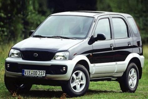 Daihatsu Terios Edition 25