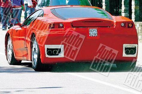 Ferrari 430 Modena