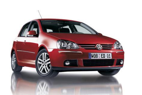 "Volkswagen VW Golf Sondermodell ""Edition"""