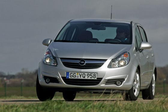Opel Corsa 1.2 Ecotec Edition