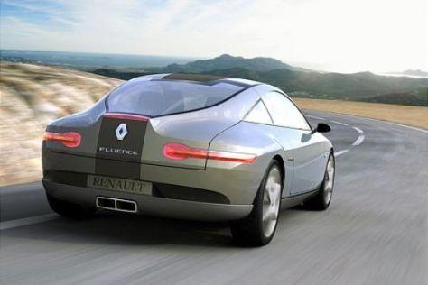 Studie Renault Fluence