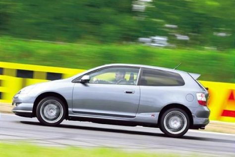 Civic Type R – Mégane Sport – Leon Cupra R