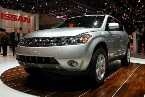 Nissan startet Murano-Vorverkauf