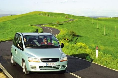 Fahrbericht Multipla Fiat