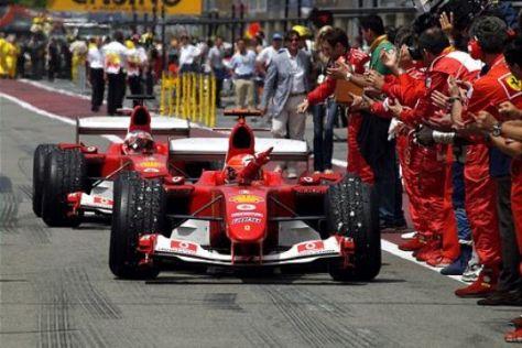 Großer Preis von Kanada 2004