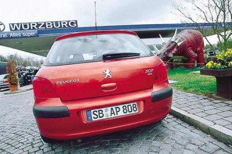 Dauertest Peugeot 307 HDi