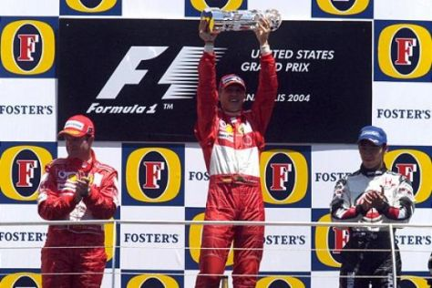 Großer Preis der USA 2004