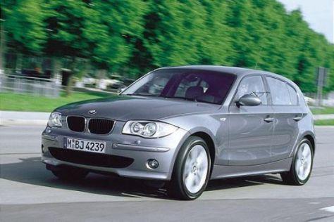 Fahrbericht BMW 120i