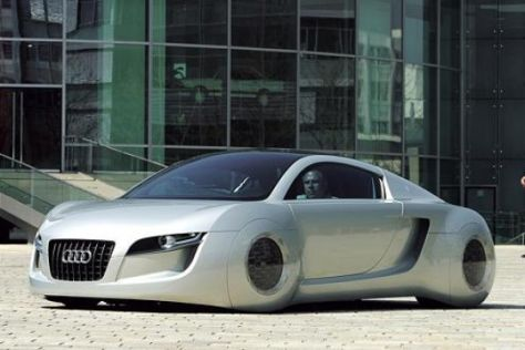 Audi RSQ – Porträt eines Filmstars