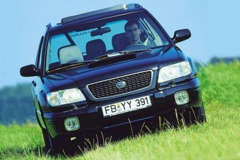 Subaru Forester (1997-2002)