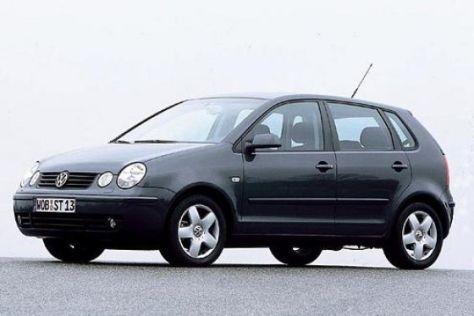 VW Polo 1.9 TDI Comfortline