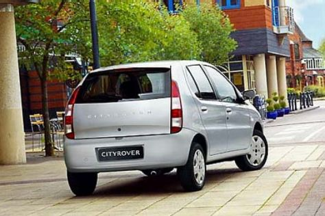 CityRover star