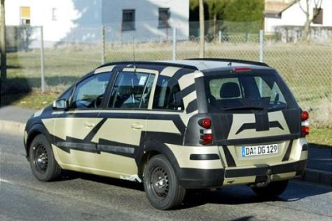 Standort-Entscheidung bei Opel