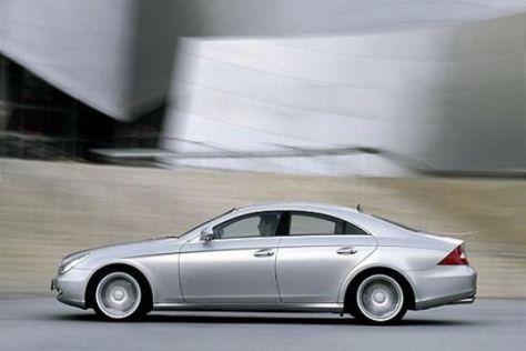 Verkaufsstart Mercedes-Benz CLS