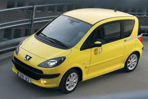 Minivan Peugeot 1007