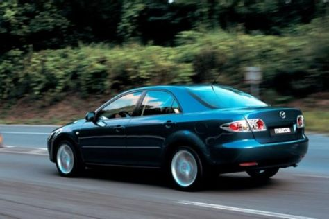 Rückruf Mazda6 und MPV
