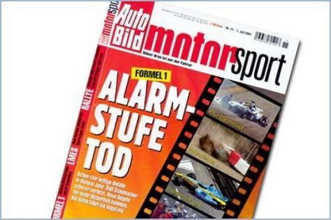 AUTO BILD MOTORSPORT 15/2004