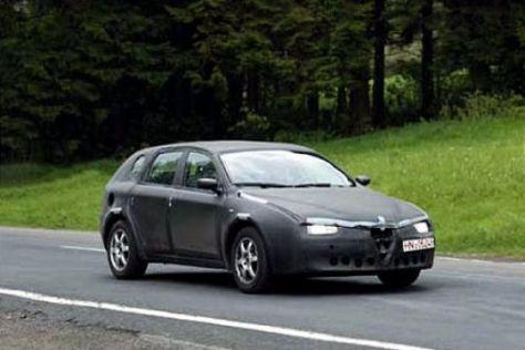 Neuer Alfa Sportwagon