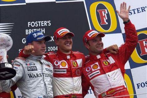 Großer Preis von Großbritannien 2004