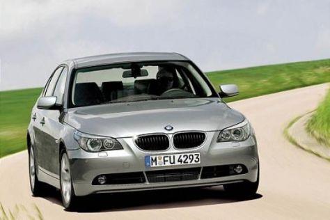 Fahrbericht BMW 535d