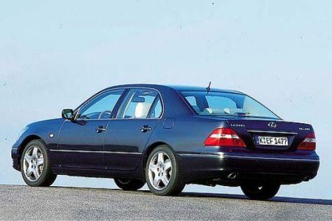 Rückruf Lexus LS430