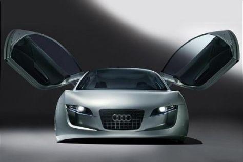 Online-Special zum Audi RSQ