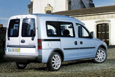 Opel Combo mit neuen Motoren