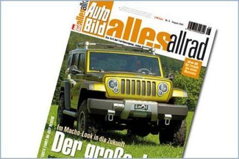 AUTO BILD ALLES ALLRAD 08/2004