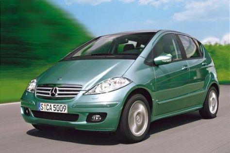 Fahrbericht Mercedes-Benz A-Klasse