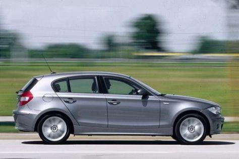 Probefahrten mit BMW 1er