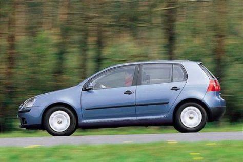 Vergleichstest VW Golf, Polo und Touran