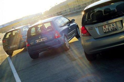 Ibiza FR – Clio Sport – Kalos Sprint