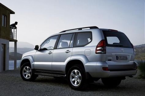 Toyota LandCruiser Travel