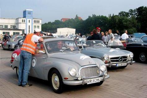 2000 km durch Deutschland 2004