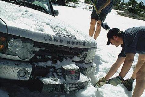 Land Rover Experience Kanada