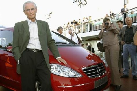 Machtwechsel bei DaimlerChrysler
