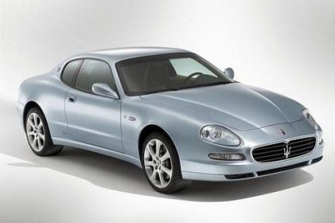 Facelift Maserati