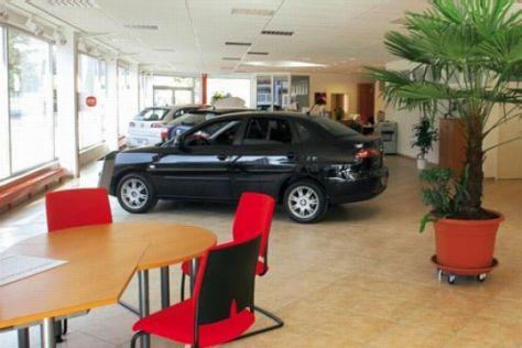 Deutsche Autohändler in Schwierigkeiten
