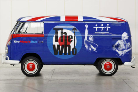 VW T1 Magic Bus von The Who