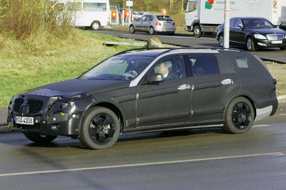 Mercedes E-Klasse Erlköni