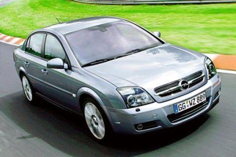 Fahrbericht Opel Vectra (Modelljahr 2005)