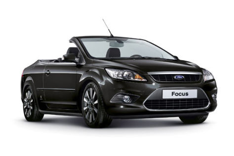 Ford Focus CC Black Magic