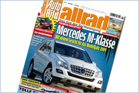 AUTO BILD ALLRAD 05-2008