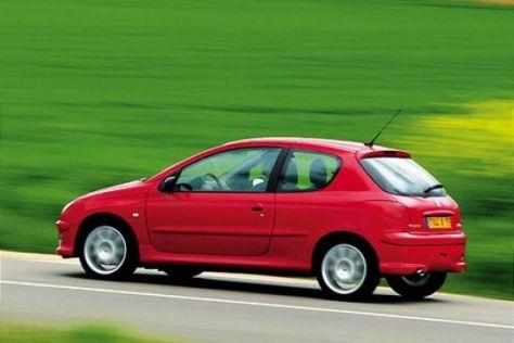 Peugeot 206 Tendance HDi